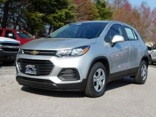 Used 2018 Chevrolet Trax LS in Clarksville, Maryland