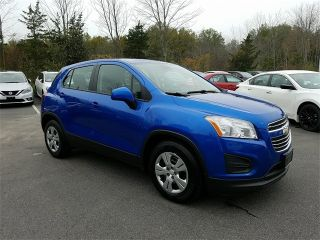 Used 2015 Chevrolet Trax LS in Middletown, Connecticut