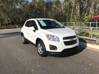 Used 2015 Chevrolet Trax LS in New Smyrna Beach, Florida