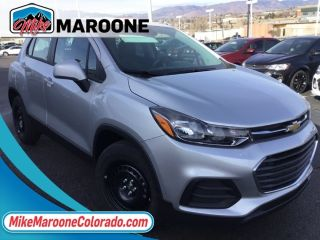 Used 2018 Chevrolet Trax LS in Colorado Springs, Colorado