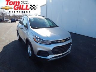 Used 2018 Chevrolet Trax LT in Florence, Kentucky