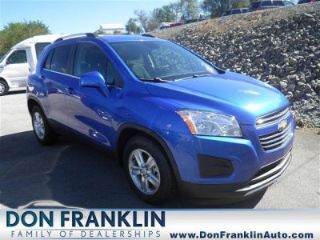 Used 2015 Chevrolet Trax LT in Campbellsville, Kentucky