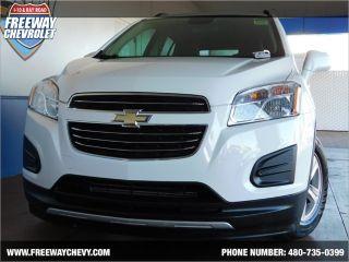 Chevrolet Trax LT 2015