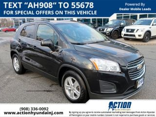 Used 2015 Chevrolet Trax LT in Flemington, New Jersey