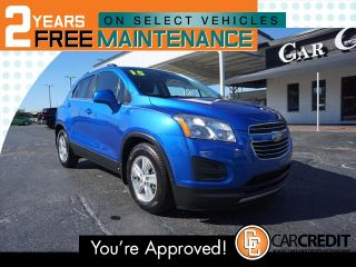 Used 2015 Chevrolet Trax LT in Tampa, Florida