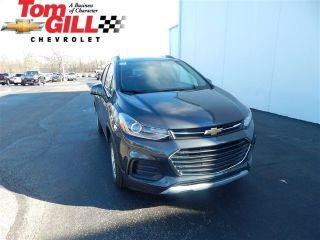 New 2018 Chevrolet Trax LT in Florence, Kentucky