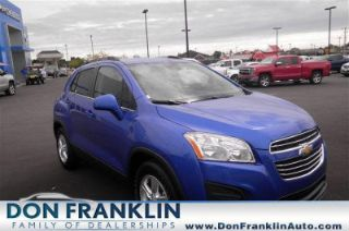 Used 2015 Chevrolet Trax LT in Bardstown, Kentucky