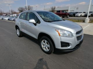 Used 2016 Chevrolet Trax LS in Clarksville, Maryland