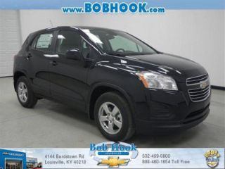 Used 2015 Chevrolet Trax LS in Louisville, Kentucky