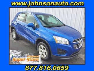 Used 2015 Chevrolet Trax LS in DuBois, Pennsylvania