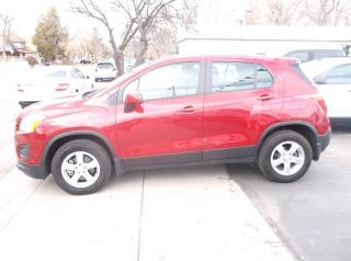 Used 2015 Chevrolet Trax LS in Payson, Utah