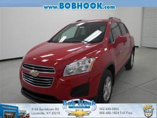 Used 2015 Chevrolet Trax LT in Louisville, Kentucky