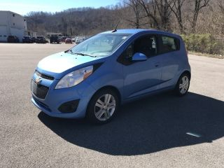 Used 2014 Chevrolet Spark LS in Ivel, Kentucky