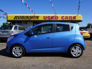 Used 2013 Chevrolet Spark LS in Baton Rouge, Louisiana