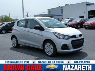 Used 2016 Chevrolet Spark LS in Nazareth, Pennsylvania