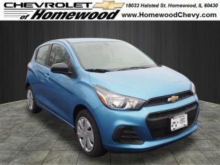 Used 2018 Chevrolet Spark LS in Homewood, Illinois
