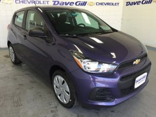 Used 2016 Chevrolet Spark LS in Columbus, Ohio