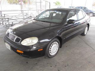 Daewoo Leganza SE 2001