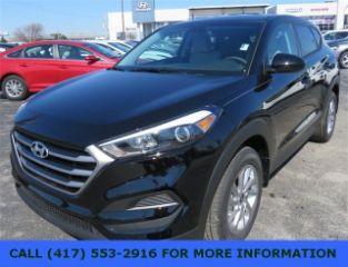 Used 2018 Hyundai Tucson SE in Joplin, Missouri