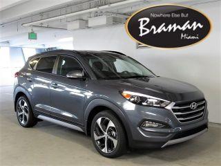 New 2018 Hyundai Tucson Value Edition in Miami, Florida