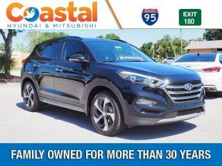 Hyundai Tucson Limited Edition 2018
