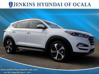 New 2018 Hyundai Tucson Value Edition in Ocala, Florida