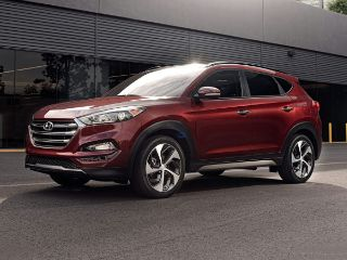 Used 2016 Hyundai Tucson Limited Edition in Alexandria, Virginia
