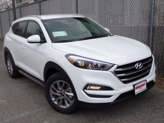 Hyundai Tucson SEL 2018