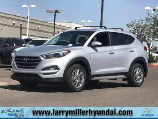 New 2018 Hyundai Tucson SEL Plus in Peoria, Arizona
