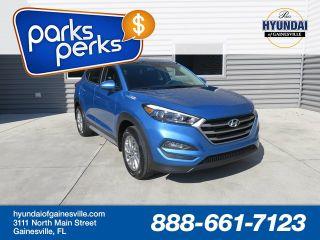 New 2018 Hyundai Tucson SEL in Gainesville, Florida