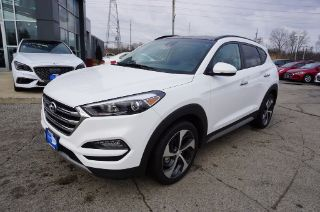 Hyundai Tucson Limited Edition 2017