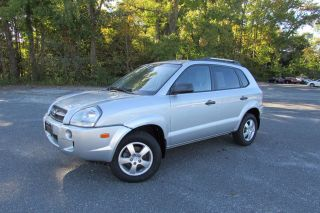 Used 2008 Hyundai Tucson GLS in Wall, New Jersey
