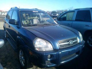 Hyundai Tucson GLS 2008