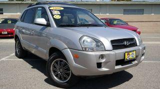 Hyundai Tucson Limited Edition 2006