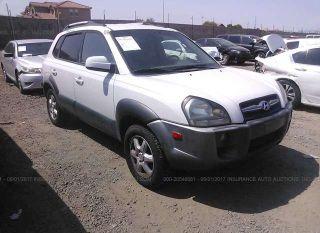 Hyundai Tucson GLS 2005
