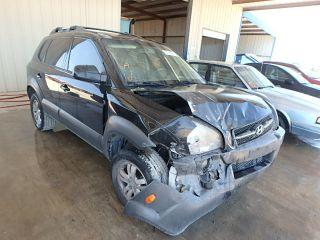 Hyundai Tucson SE 2008