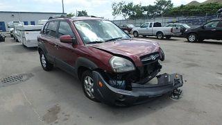 Used 2005 Hyundai Tucson GLS in Dallas, Texas