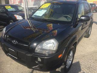 Hyundai Tucson SE 2007