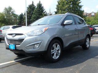 Hyundai Tucson Limited Edition 2013