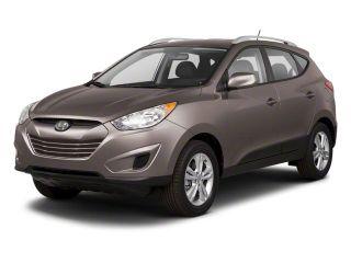 Hyundai Tucson Limited Edition 2012