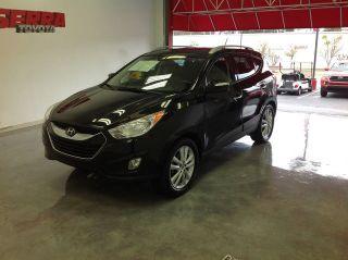 2011 Hyundai Tucson Limited Edition