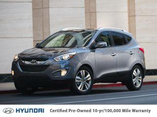 Used 2015 Hyundai Tucson Limited Edition in Schaumburg, Illinois