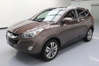 Hyundai Tucson Limited Edition 2014