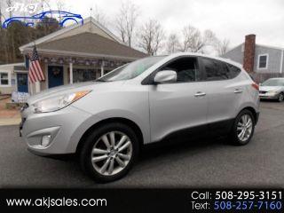 Hyundai Tucson Limited Edition 2011