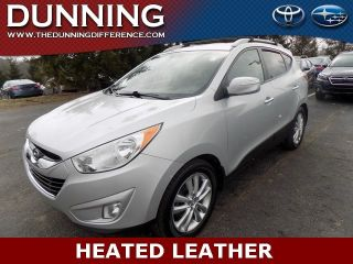 Hyundai Tucson GLS 2013