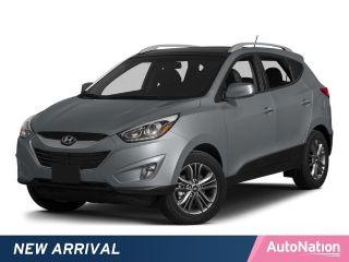 2015 Hyundai Tucson Limited Edition