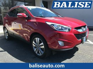 Used 2015 Hyundai Tucson Limited Edition in Hyannis, Massachusetts
