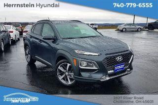Herrnstein Hyundai Chillicothe >> Used 2018 Hyundai Kona Ultimate In Chillicothe Ohio