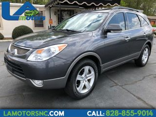 2010 Hyundai Veracruz Limited Edition