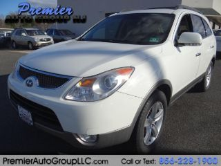 2008 Hyundai Veracruz Limited Edition